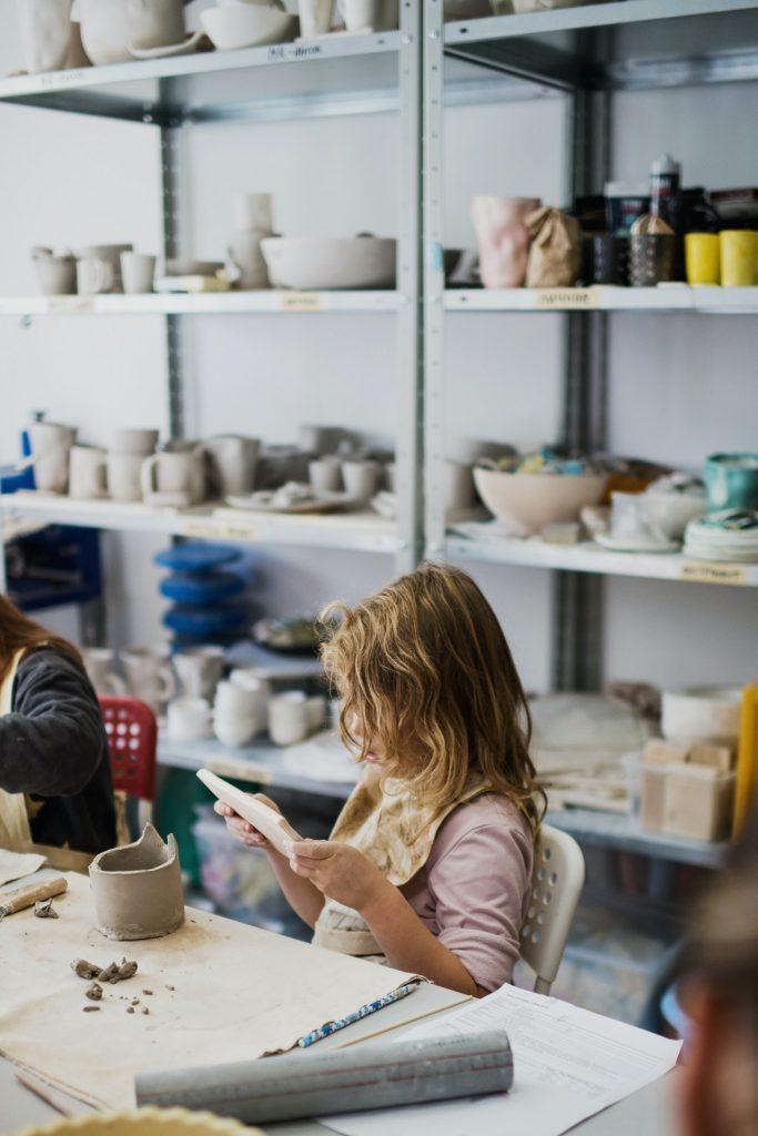 Atelier maternelle : développez la créativité
