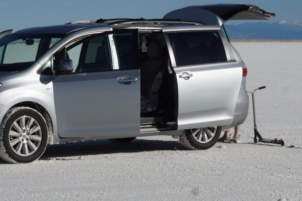 Mercedes utilitaire : chargement ou aménagement au choix !